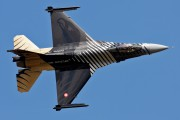 91-0011 - Turkey - Air Force General Dynamics F-16C Fighting Falcon aircraft