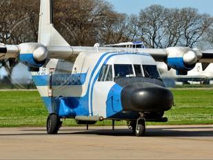 FAU-535 - Uruguay - Air Force Casa C-212 Aviocar
