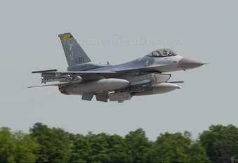 86-0321 - USA - Air Force General Dynamics F-16C Fighting Falcon