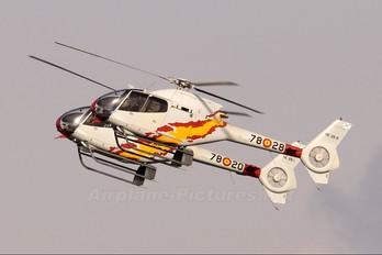 HE.25-9 - Spain - Air Force: Patrulla ASPA Eurocopter EC120B Colibri