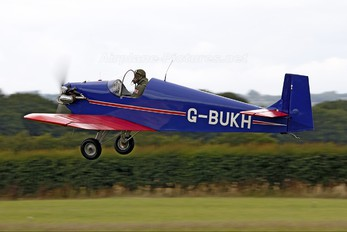 G-BUKH - Private Druine D.31 Turbulent