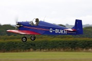G-BUKH - Private Druine D.31 Turbulent aircraft