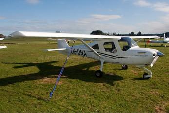 ZK-DNA - Aero Club - Auckland Cessna 162 Skycatcher