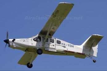HA-YDH - Skydive Thiene Technoavia SMG-92 Turbo Finist