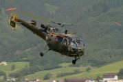 3E-KI - Austria - Air Force Sud Aviation SA-316 Alouette III aircraft