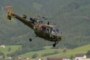 3E-KI - Austria - Air Force Sud Aviation SA-316 Alouette III aircraft
