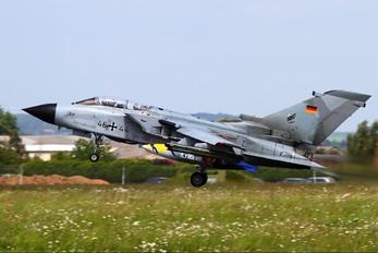 46+44 - Germany - Air Force Panavia Tornado - ECR