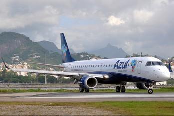 PR-AZB - Azul Linhas Aéreas Embraer ERJ-190 (190-100)