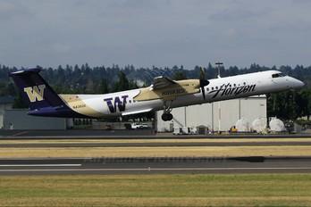 N435QX - Horizon Air de Havilland Canada DHC-8-400Q / Bombardier Q400