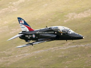 XX281 - Royal Navy British Aerospace Hawk T.1/ 1A