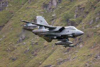 ZG791 - Royal Air Force Panavia Tornado GR.4 / 4A