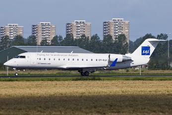 OY-RJI - Cimber Air Canadair CL-600 CRJ-100