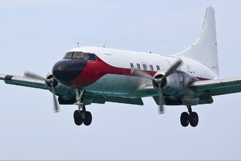 N153JR - Jet One Express Convair CV-340 Convair Liner
