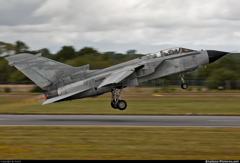 Italy - Air Force CSX7047 aircraft at Fairford