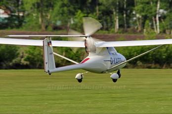 D-KATD - Private Technoflug Piccolo