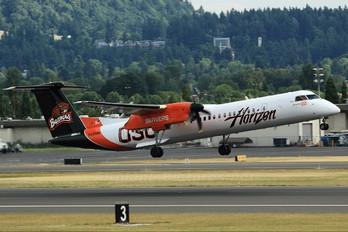 N440QX - Horizon Air de Havilland Canada DHC-8-400Q / Bombardier Q400