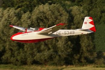 OE-5349 - Aeroklub Brno Medlánky Scheibe-Flugzeugbau Bergfalke III