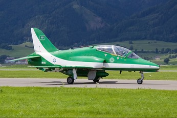 8805 - Saudi Arabia - Air Force: Saudi Hawks British Aerospace Hawk 65 / 65A