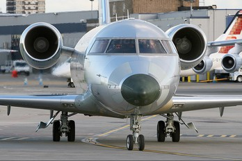C-FGYM - Bombardier Canadair CL-600 Challenger 605