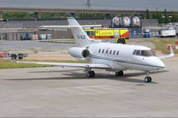 EI-KJC - Private Hawker Beechcraft 850XP