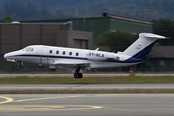 OY-NLA - North Flying Cessna 650 Citation III