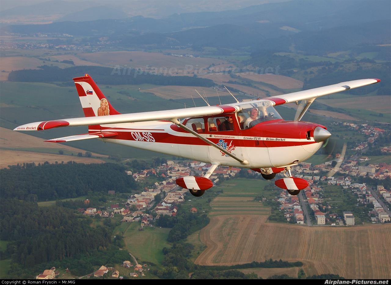 SKY Service (Czech) OM-SIS aircraft at In Flight - Slovakia