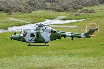 ZE378 - British Army Westland Lynx AH.7