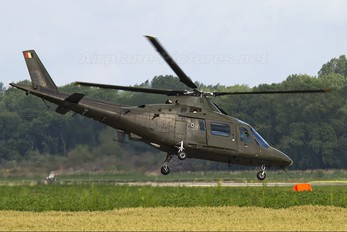 H07 - Belgium - Air Force Agusta / Agusta-Bell A 109BA