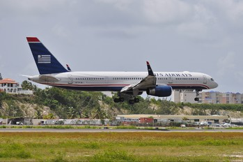 N939UW - US Airways Boeing 757-200