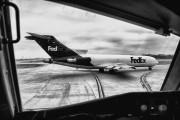 N266FE - FedEx Federal Express Boeing 727-200 (Adv) aircraft