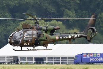 4019 - France - Army Aerospatiale SA-341 / 342 Gazelle (all models)