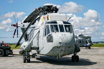XV371 - Royal Navy Sikorsky SH-3 Sea King