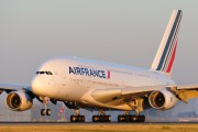 F-HPJE - Air France Airbus A380 aircraft
