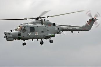 ZD266 - Royal Navy Westland Lynx HMA.8