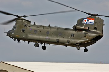 ZH895 - Royal Air Force Boeing Chinook HC.2