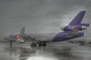 N578FE - FedEx Federal Express McDonnell Douglas MD-11F aircraft