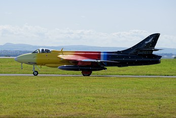 G-PSST - Heritage Aviation Developments Hawker Hunter F.58
