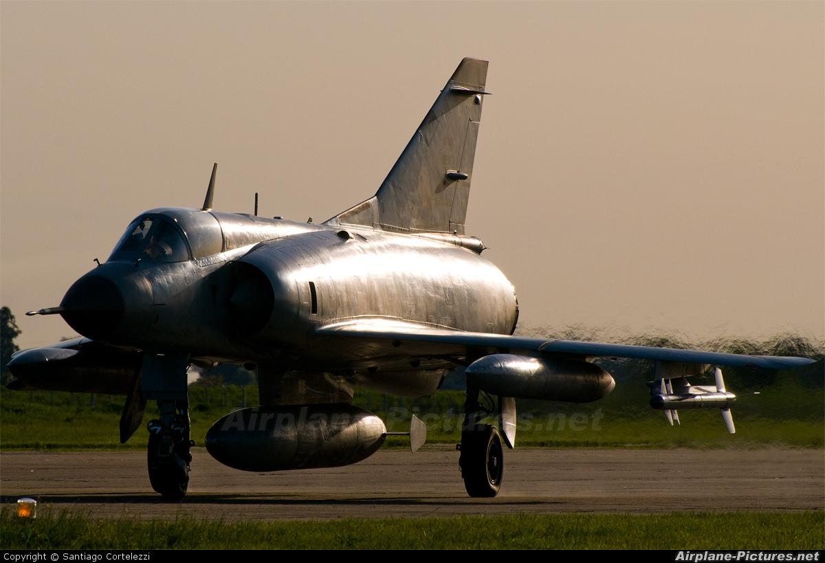 Argentina - Air Force I-018 aircraft at Reconquista - Daniel Jurkic