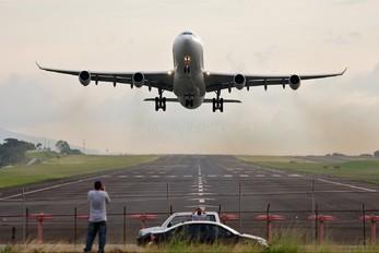 EC-HGU - Iberia Airbus A340-300