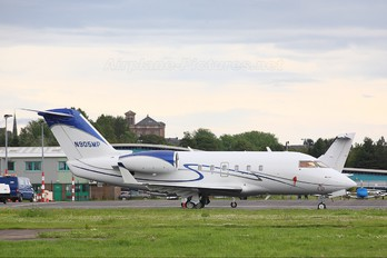 N905MP - Private Canadair CL-600 Challenger 600 series