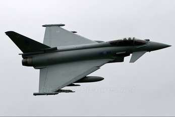 ZK311 - Royal Air Force Eurofighter Typhoon FGR.4