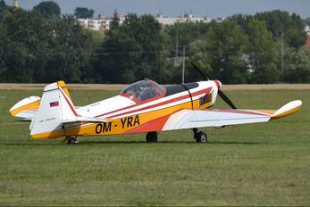 OM-YRA - Aeroklub Trnava Zlín Aircraft Z-526AFS