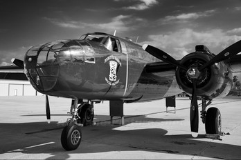 N333RW - Texas Aviation Hall of fame North American PBJ Mitchell