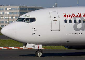 CN-RMV - Atlas Blue Boeing 737-500