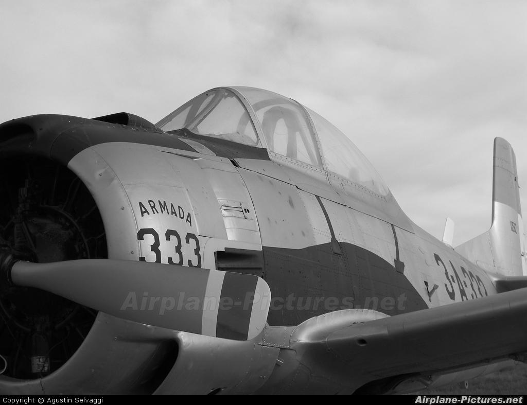 Argentina- Navy 3-A-333 aircraft at Bahía Blanca - Comandante Espora
