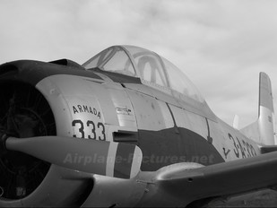 3-A-333 - Argentina- Navy North American T-28A Fennec