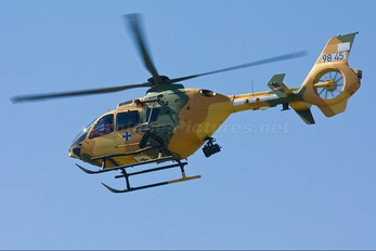 98+45 - Germany - Air Force Eurocopter EC135 (all models)