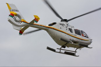 D-HCBU - Private Eurocopter EC135 (all models)