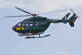 LY-HCF - Lithuania - Border Guard Eurocopter EC145