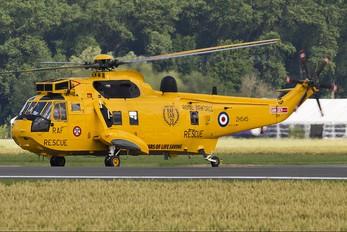 ZH545 - Royal Air Force Westland Sea King HAR.3